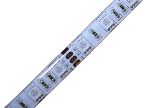 Лента светодиодная 5050 влагозащищеная RGB 60 диодов/метр