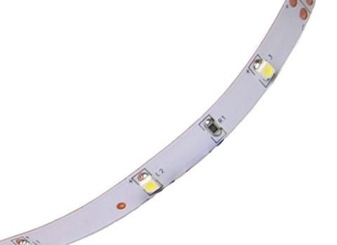 Лента светодиодная 3528 синяя  30 диодов/метр